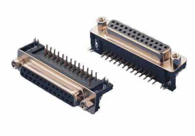 D-SUB F/M 7.2mm Right Angle Type (D-SUB F / M 7,2 мм угловой типа)