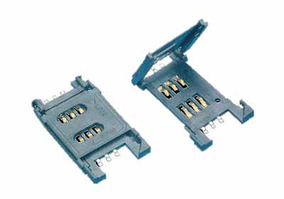 CF6008 Sim card Connector (CF6008 Sim Card Connector)
