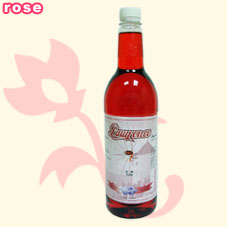 rose syrup,Tea Drinks ,juice (sirop de rose, boit du thé, du jus)