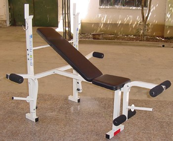 SE-604 Weight Bench,Health,Fitness,Stature,enjoy,Body-Building,Relax,Home,Cheap, ()