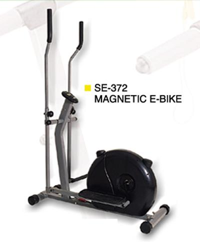 SE-372 Magnetic Elliptical Trainer,Health,Fitness,Stature,enjoy,Body-Building,Ch (SE-372 Magnetic Elliptical Trainer, Gesundheit, Fitness, Körpergröße, genieß)