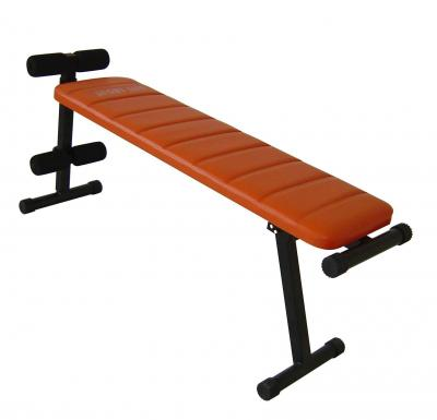 SE-627 2-IN-1 Sit Up/Flat Bench,Health,Fitness,Stature,enjoy,Body-Building,Relax ()