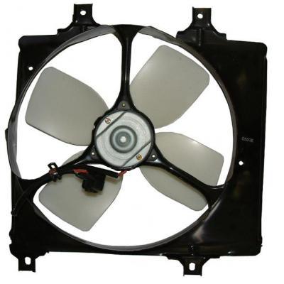 Radiator Condenser Fan Motor Radiator Fan Motor Assembly