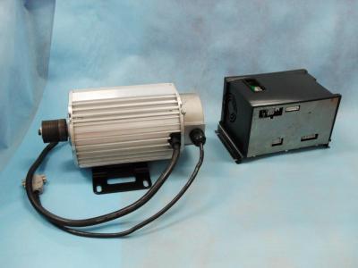 Permanent-Magnet Brushless Synchronous Motor/Sine-Wave Driver (С постоянными магнитами Бесщеточные синхронного двигателя / синусоидальной Driver)