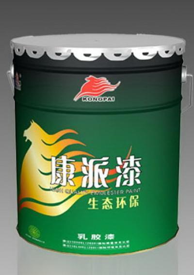 Ecological luxurious matte interior paint (Роскошный экологичный интерьерный матирующий лак)