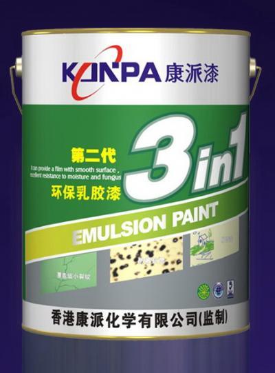 Classical 3in1 intior paint (Классический лак 3-в)