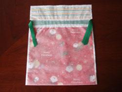 Christmas bag (Weihnachts-Tasche)