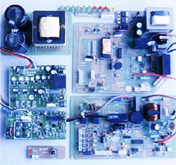 Digital floor standing air conditioner control (Digital conditionné au sol de contrôle aérien)