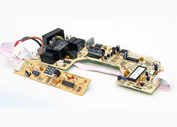 PG motor multi-split control (Moteur PG contrôle multi-split)