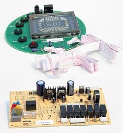 VFD cabinet air conditioner control (VFD climatiseur armoire de commande)