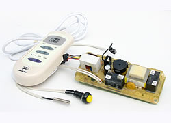 Electric heating control (Электрическое отопление контроль)