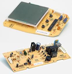 LCD refrigerator controller (ЖК-холодильника контроллера)