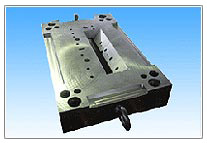 Air condition mold base