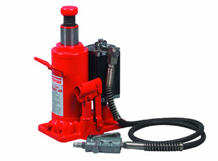 Air hydraulic bottle jack (Air hydraulische Flasche Jack)
