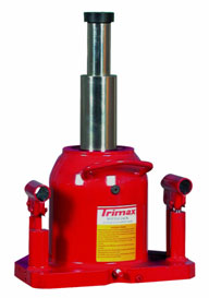 Hydraulic bottle jack (Hydraulische Flasche jack)