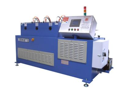 Hydraulic Metal Tube Sealing Machine Three Process Module Arc Top Type