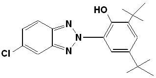 UV Absorber - Eversorb 75 (CAS No.= 3864-99-1 & M.W=357.5) (УФ-абсорбер - Eversorb 75 (No. КАС 3864-99  = & MW = 357.5))