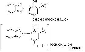 UV Absorber - Eversorb 80 (CAS No.= 104810-48-2 ; 104810-47-1 ; 25322-68-3 & M.W (УФ-абсорбер - Eversorb 80 (КАС   = 104810-48 ; 104810-47 ; 25322-68-3 & МВт)
