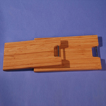 Bamboo cutting board set (Bambus Schneidebrett Set)