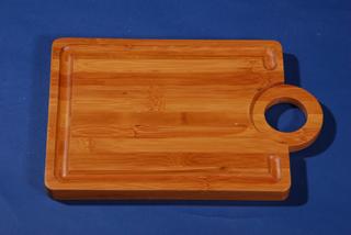 Bamboo cutting board (Bambus Schneidebrett)