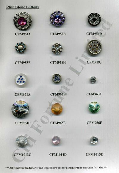Rhinestone Button (Rhinestone кнопки)