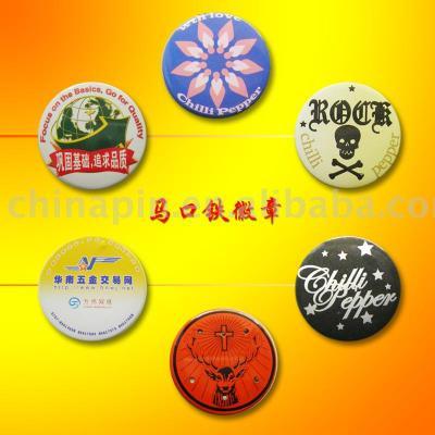 Pin and Badge (Pin и беджей)