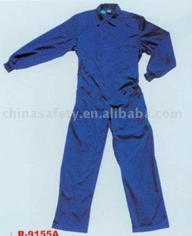 work clothes (спецодежда)