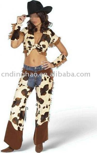 cowgirl costume (Cowgirl костюма)