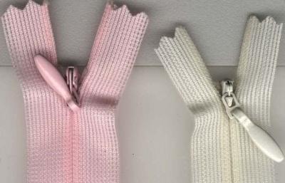 Invisible Zipper (Невидимые молнии)
