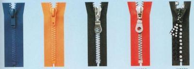 Plastic Zipper (Пластиковые молнии)