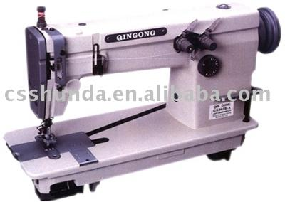 High-Speed Double Needle Chain Lockstitch Sewing Machine (High-Speed Double Needle Chain Lockstitch Nähmaschine)