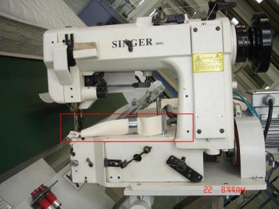 Singer 300u Model - Two Thread Chain Stitch Sewing Machine (Зингер модель 300U - Две Thread Сеть стежка Швейные машины)
