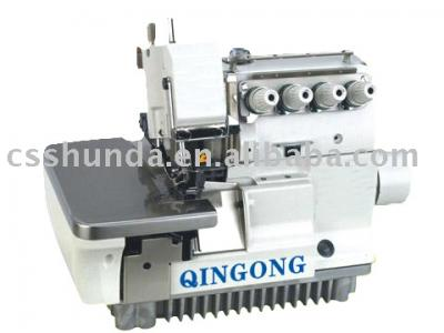 High-Speed 4 Threads Overlock Sewing Machine (High-Speed 4 Threads Overlock Sewing Machine)