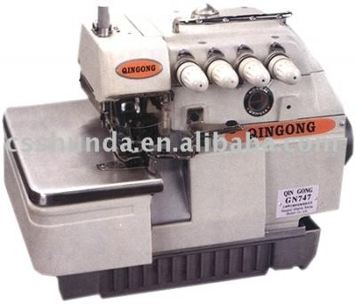 Super high-speed overlock sewing machine (Сверхскоростной Оверлок швейные машины)