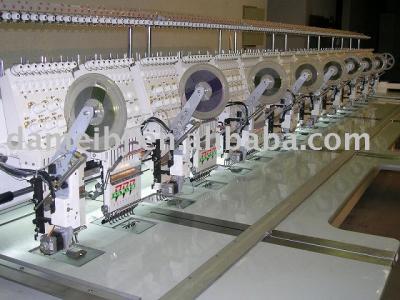 Tuft embroidery machine (Тафт вышивальная машина)