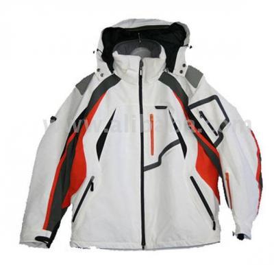 Ski Wear Taped Seamless Waterproof Ykk Zipper (Ski Wear Taped бесшовные Водонепроницаемые молнии YKK)