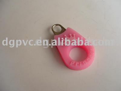 zipper puller,soft pvc zipper slider,pvc zipper head (молния съемник, мягкий ПВХ ползунок молнии, ПВХ голове молнией)