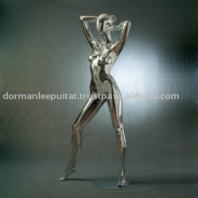 Chrome Finishing Mannequin (Хром отделочные Манекен)