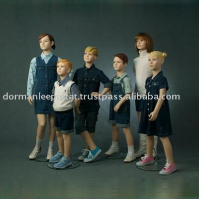 Kids Mannequin (Дети Манекен)