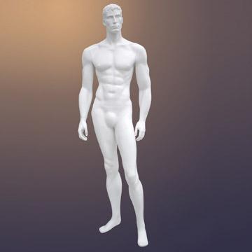 Male Mannequin (Мужской манекен)