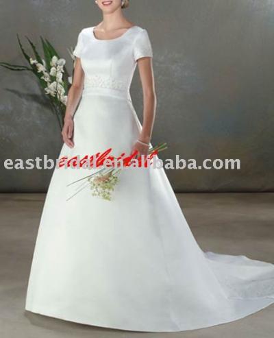 2008 hotsale свадебное платье свадебное платье.