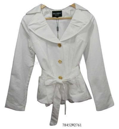 Ladies` Fashionable Coat (Дамские модном пальто)