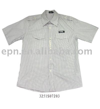 Men`s Authentic Shirt, Original Shirt (MEN `S Аутентичный рубашка, Original Рубашка)