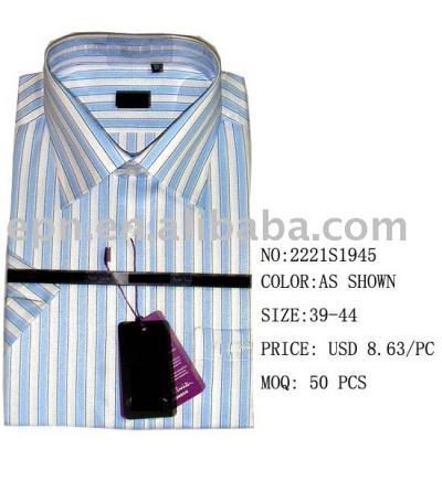 Authentic Dress Shirt, Stripe Dress Shirt (Аутентичный рубашка, ушиб рубашка)