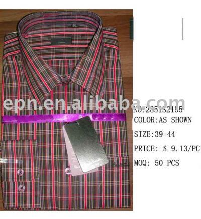 Latest Dress Shirt, Men`s Fashionable Shirt (Последний сорочки, мужские модные рубашки)