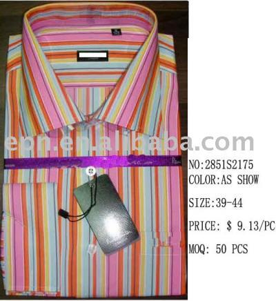Latest Men`s Shirt, Original Men`s Brand Dress Shirt (Последний мужские рубашки, Original MEN `S Марка рубашка)