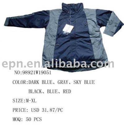 Authentic branded men`s ski clothes (Аутентичный фирменных мужских лыжная одежда)
