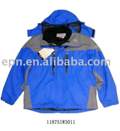 Men`s Authentic Ski Clothes (MEN `S Аутентичный Лыжная одежда)