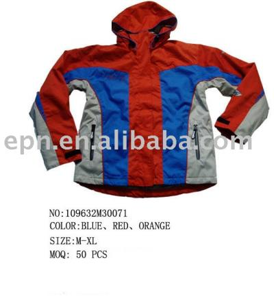 Men`s latest Branded Ski Cloth (MEN `S последних фирменных Лыжный Cloth)