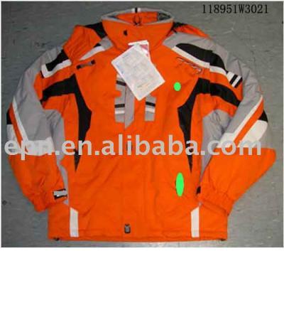 Men`s Original Ski Cloth, Ski Wear (MEN `S Original Лыжный ткани, Лыжная Wear)